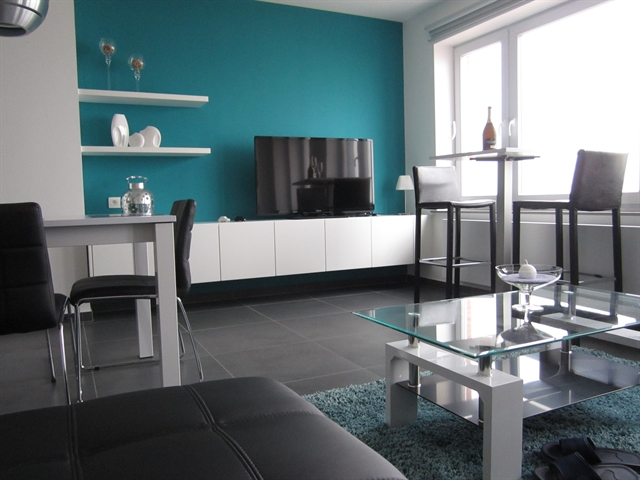 Oostende - Apt 2 Slpkmrs/Chambres - Residentie Aurore